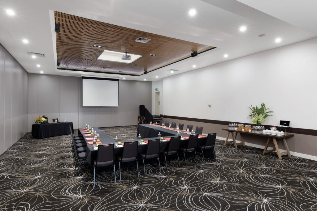 Modern Geelong function room